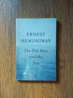 """The Old Man and The Sea"" by Ernest Hemingway"