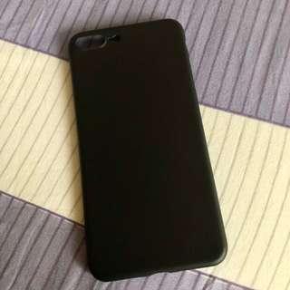 iPhone 8plus/7plus case (Black)
