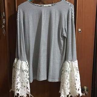 Padini lace tshirt