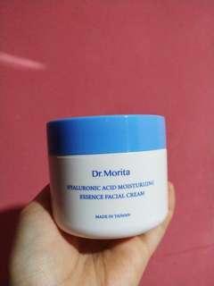 Dr. Morita Hyaluronic Acid Moisturizing Essence Facial Cream