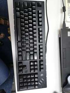 Cooler master ultimate gaming quick faster mechanical keyboard