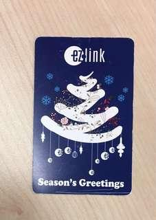 Collector's Ezlink Card