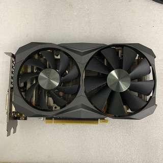 Zotac GTX 1080 8GB GDDR5X Dual Fan