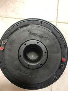 賣rockford p3s 10串低音 800