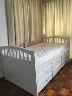 Supper single bed