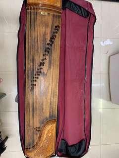 古箏連腳架, $140今個星期六或前大圍交收