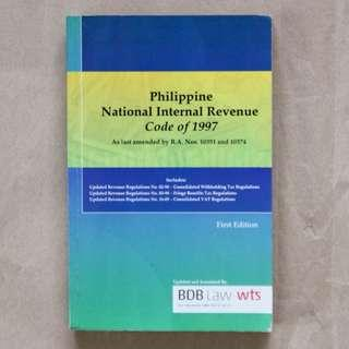 Philippine National Internal Revenue Code of 1997