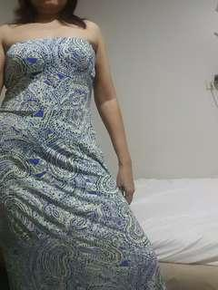 The Limited long dress