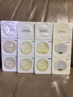 (包郵)雪花秀Sulwhasoo Perfecting Cushion x4盒