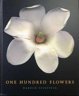 One Hundred Flowers by Harold Feinstein