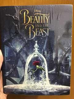BEAUTY AND THE BEAST NOVEL - english version