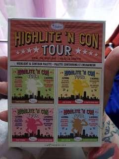 High Lite N Con Tour - The Balm