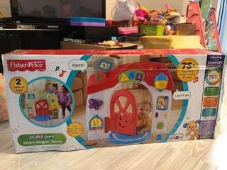 🚚 Fisher Price Laugh & Learn Smart Stages Home #SpringCleanAndCarouSell