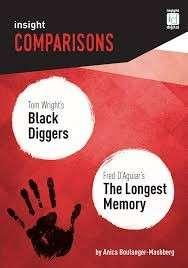 Black Diggers/The Longest Memory Comparative Guide