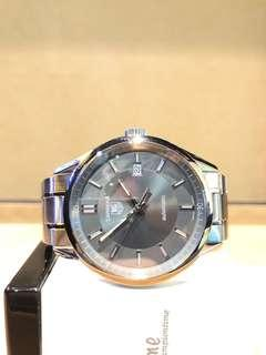 Pre Owned Tag Heuer Carrera WV211S Grey Dial Automatic Steel Casing Bracelet