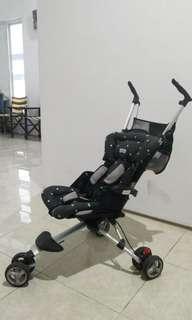 Stroller Isport + sandaran