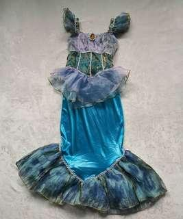 Princess Ariel / Little Mermaid Costume