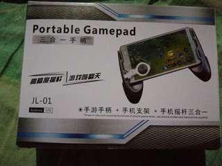 Portable gamepad