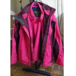 Outdoor Camping & Hiking Windbreaker Thermal (Women, S size)