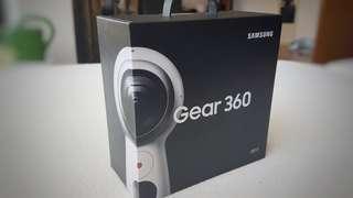 Gear 360 Samsung BNIB
