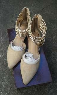 Parisian Nude Classy Shoes