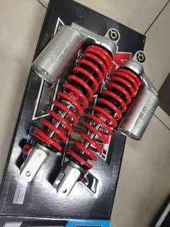YSS G-sport racing absorber for Yamaha NVX155