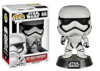 funko pop star wars first order stormtrooper