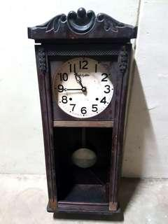 Vintage Rhythm Old Grandfather Clock