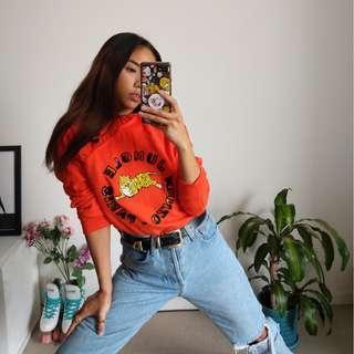 KENZO x H&M Tiger Frill Neck Sweater