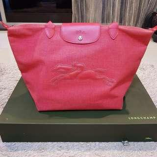 Authentic Longchamp limited edition tote bag