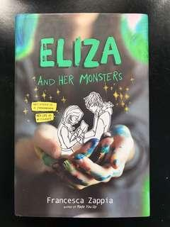 Eliza and her Monsters by Francesca Zappia (Hardbound Copy)