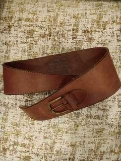 Dorothy Perkins leather Belt