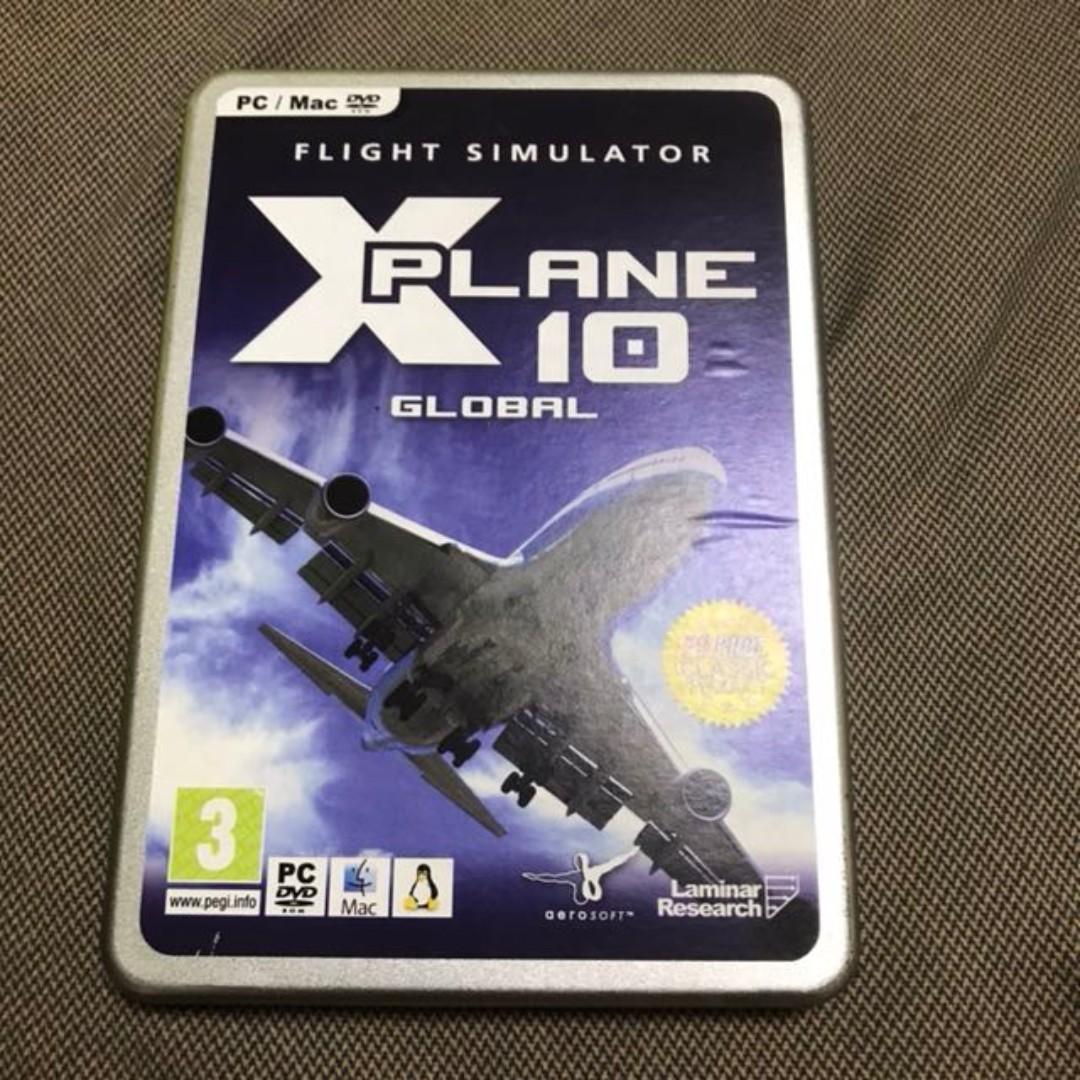 X-Plane 10 For Mac/PC