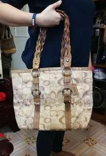 Coach bag preloved bag from japan.plus shipping fee