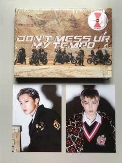 DMUMT Album / Postcard