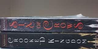 Six of Crows Duology by Leigh Bardugo (Pre-owned)