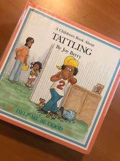 A Children's Book About ()