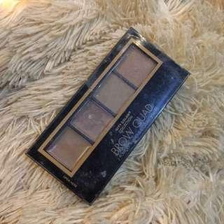 Eyebrow Pallete 'City Color Brow Quad'