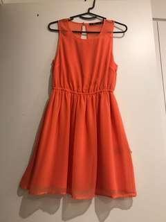 Sportsgirl Blood orange dress