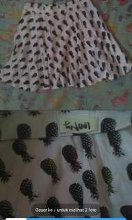 pineapple skirt loony