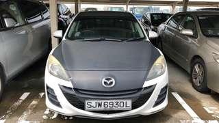 Mazda 3 for rent!