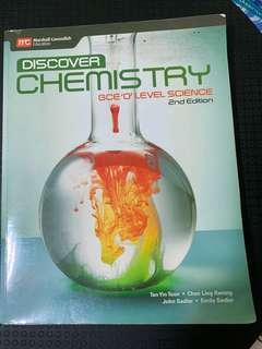 Discover Chemistry GCE O level