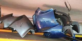 Piaggio x9 new parts