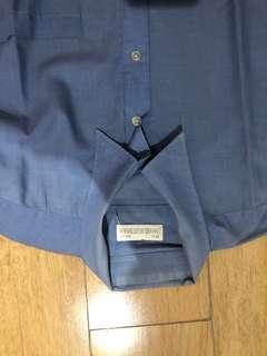 Kemeja Pria Daniel Kuzuhara warna Biru