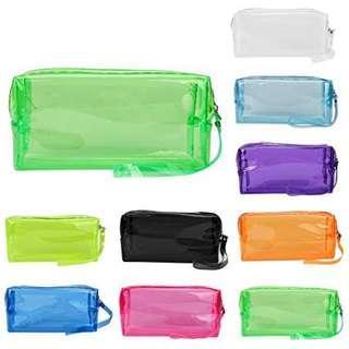 Candy colour pencil case