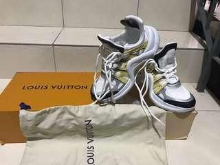 Sport Shoes LV louis Vuitton utk Ladies