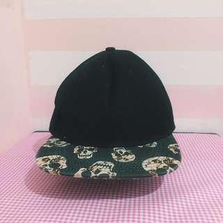 topi warna hitam origin