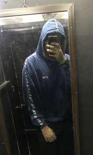 Fila sidetape hoodie sweatshirt