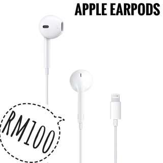 NEW Original Apple EarPods with Lightning Connecter(Postage Only)