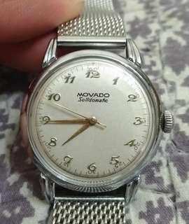 Movado Doctor watch(極少有款式)
